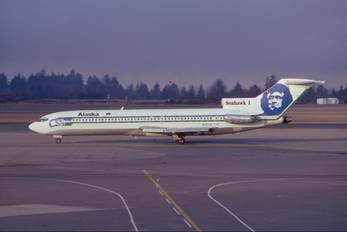 N297AS - Alaska Airlines Boeing 727-200