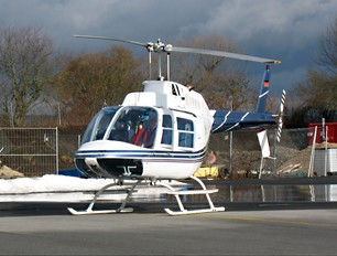 D-HHAE - Private Bell 206B Jetranger III