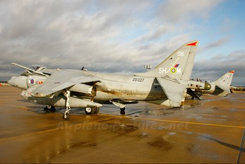ZD327 - Royal Navy British Aerospace Harrier GR.9