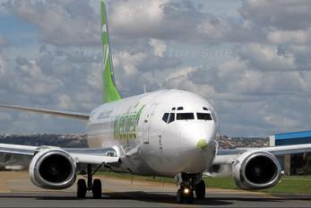 PR-WJF - WebJet Linhas Aéreas Boeing 737-300