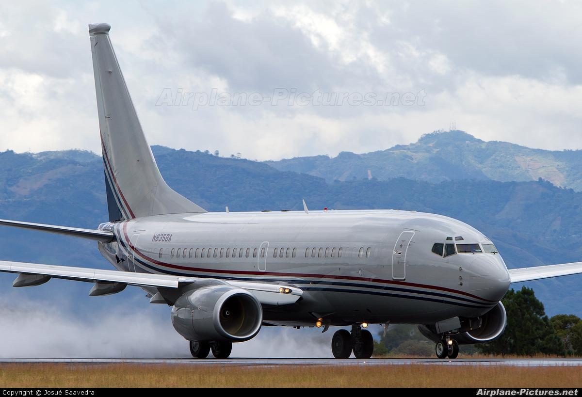 Boeing Company N835BA aircraft at San Jose - Juan Santamaría Intl