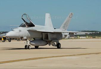 166604 - USA - Navy McDonnell Douglas F/A-18E Super Hornet