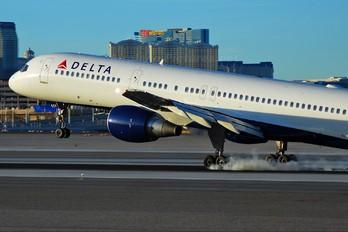 N651DL - Delta Air Lines Boeing 757-200