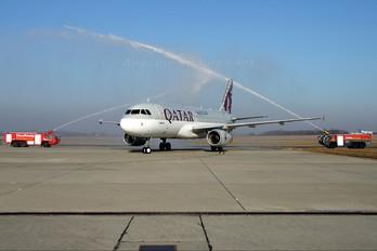 A7-AHD - Qatar Airways Airbus A320
