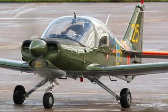 SE-FVX - Swedish Air Force Historic Flight Scottish Aviation Bulldog