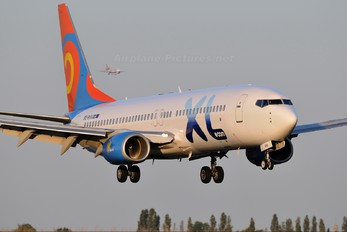 SE-RHX - Viking Airlines Boeing 737-800