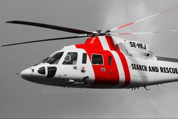 SE-HEJ - Sweden - Coastguard Sikorsky S-76