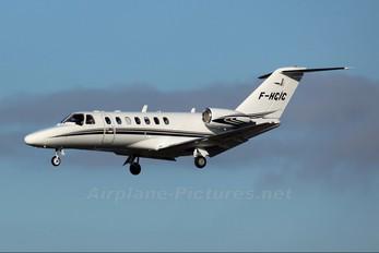 F-HGIC - Private Cessna 525B Citation CJ3