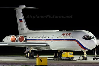 RA-86561 - Rossiya Ilyushin Il-62 (all models)