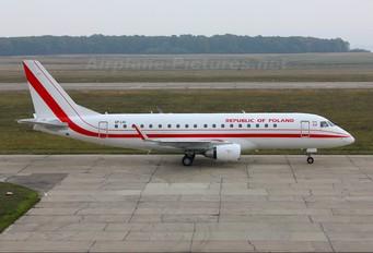 SP-LIH - Poland - Government Embraer ERJ-170 (170-100)