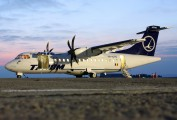 YR-ATE - Tarom ATR 42 (all models) aircraft