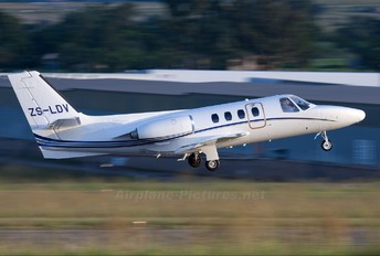 ZS-LDV - Private Cessna 500 Citation