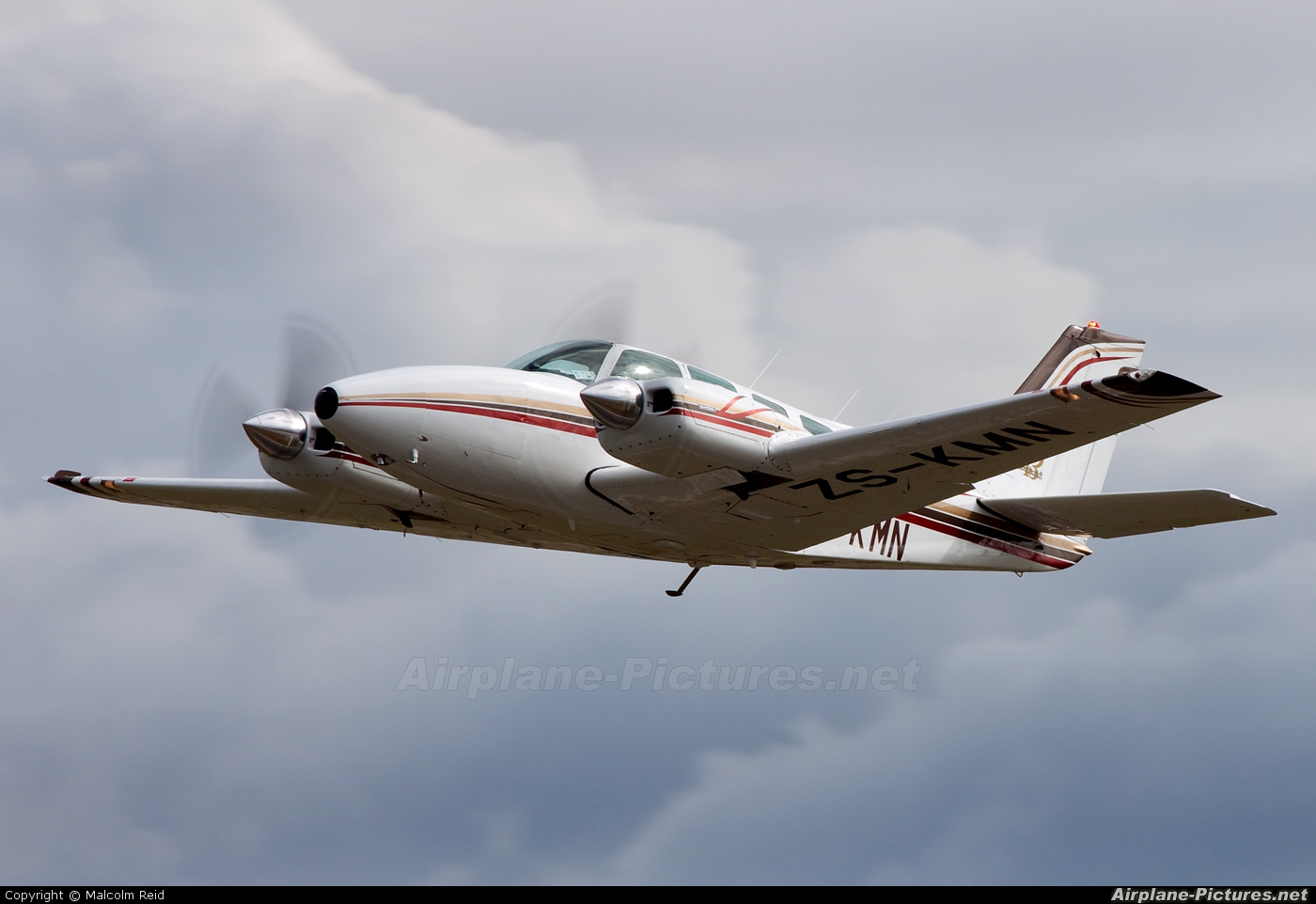 Loutzavia Charters ZS-KMN aircraft at Lanseria