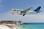 C-GTSI - Air Transat Airbus A310 aircraft