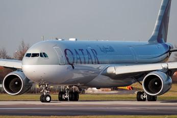 A7-AEI - Qatar Airways Airbus A330-300