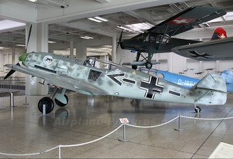 790 - Germany - Luftwaffe (WW2) Messerschmitt Bf.109E
