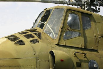 583 - Germany - Democratic Republic Air Force Mil Mi-4