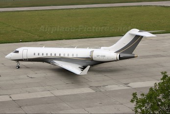 VP-CSB - Private Bombardier BD-700 Global 5000