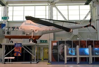 G-AJOV - BEA - British European Airways Westland Dragonfly HR.3