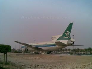 HZ-AHP - Saudi Arabian Airlines Lockheed L-1011-1 Tristar