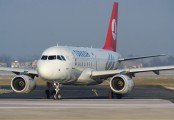 TC-JLM - Turkish Airlines Airbus A319 aircraft