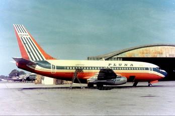 CX-BHM - Pluna Boeing 737-200