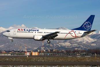 OM-AEX - Air Explore Boeing 737-400