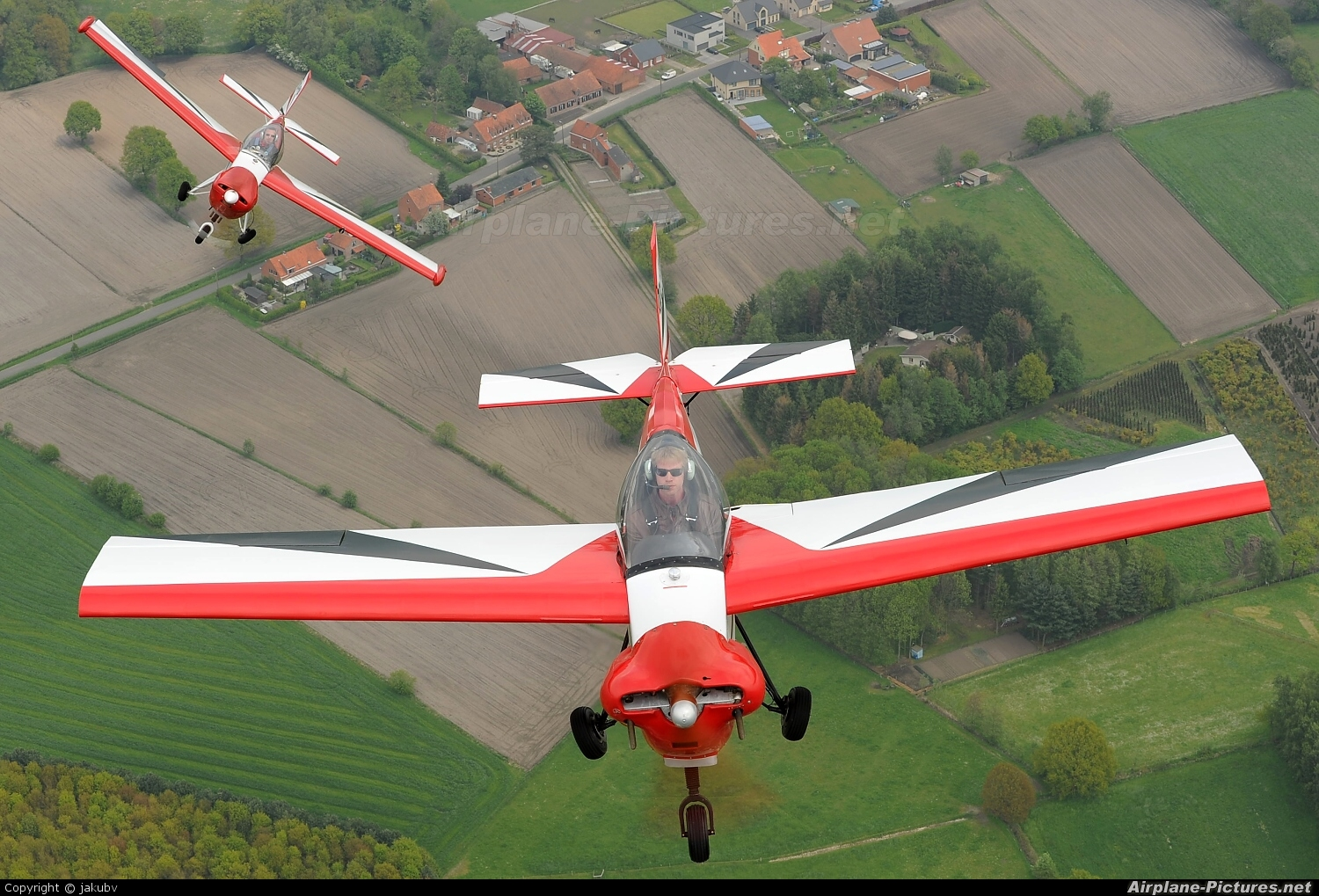 Private OO-WOT aircraft at In Flight - Belgium