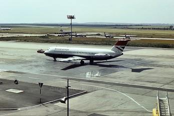 G-AVMX - British Airways BAC 111