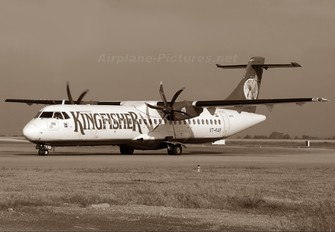 VT-KAB - Kingfisher Airlines ATR 72 (all models)