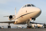 N78NT - Private Dassault Falcon 2000 DX, EX aircraft