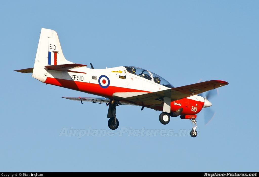 Royal Air Force: Empire Test Pilots School ZF510 aircraft at Boscombe Down