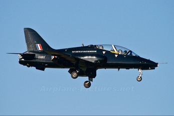XX162 - UK - QinetiQ British Aerospace Hawk T.1/ 1A
