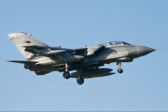 ZA609 - UK - QinetiQ Panavia Tornado GR.4 / 4A