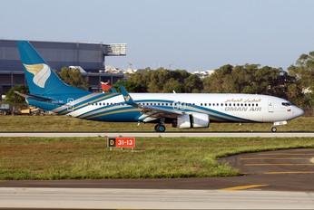 A4O-BC - Oman Air Boeing 737-800