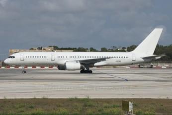 G-STRZ - Astraeus Boeing 757-200