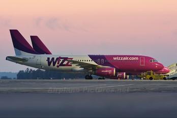 HA-LPY - Wizz Air Airbus A320