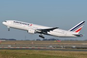 F-GSPZ - Air France Boeing 777-200ER aircraft