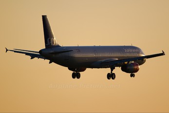 OY-KBL - SAS - Scandinavian Airlines Airbus A321