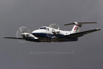 ZK450 - Royal Air Force Beechcraft 200 King Air