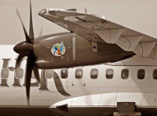VT-KAH - Kingfisher Airlines ATR 72 (all models)