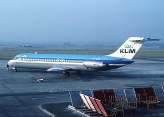 PH-DNT - KLM McDonnell Douglas DC-9