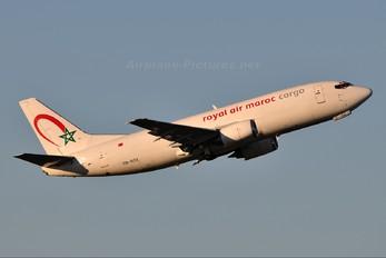 CN-ROX - Royal Air Maroc Cargo Boeing 737-300F