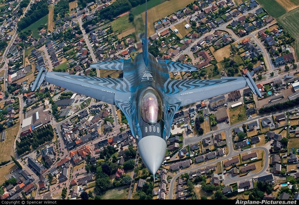 Belgium - Air Force FA-110 aircraft at In Flight - Belgium