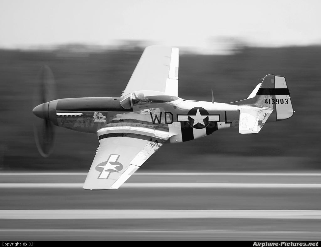 Private NL751RB aircraft at Oceana NAS