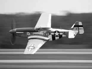 NL751RB - Private North American P-51D Mustang