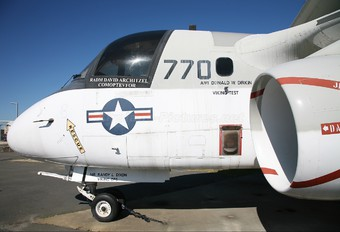 159770 - USA - Navy Lockheed S-3 Viking