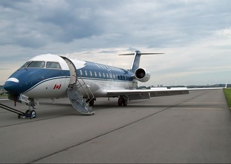 C-GNVC - Nav Canada Canadair CL-600 CRJ-200