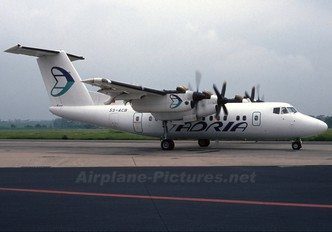 S5-ACB - Adria Airways de Havilland Canada DHC-7-100 series