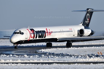 YR-MDS - Jet Tran Air McDonnell Douglas MD-81
